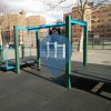 New York City - Calisthenics Facility - Averne Playground