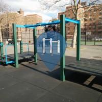 New York City - Calisthenics Facility - Averne Playground