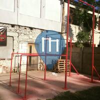 Timișoara - Calisthenics Park - CST United Box club