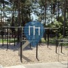 Воркаут площадка - Юзефув - Callisthenics park Józefów - Michalin