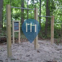 Woodbridge (Virgina) - Fitness Trail - Leesylvania State Park