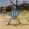Karnobat - Parque Street Workout - Titan Fitness