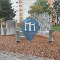 Berlin - Parkour Park - X-Move
