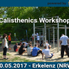 20.05.2017 – Calisthenics Workshop – Erkelenz (NRW)