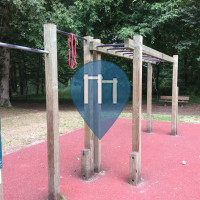 Montbazon - Outdoor FItness Trail - Parc de la Grange Rouge