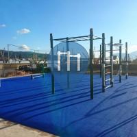 Calisthenics Facility - Ibi - Parque Calistenia Ibi