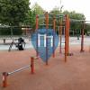 """Leipzig - Parque Street Workout - Offener Freizeittreff """"Rabet"""""""