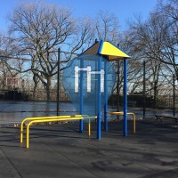 New York - Fitness Corner - Harlem River Park