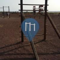 Solana Matorral (Gran Canaria) - Palestra all'Aperto - Playa del Matorral