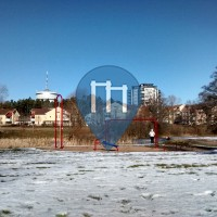 Linköping - Parc Street Workout - Prästbolsgatan