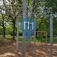 Karlsruhe - Parc Street Workout - Playparc
