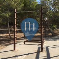 Alicante - Outdoor Exercise Station - Sant Blai