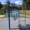 Fürth - Parque Calistenia - Uferpromenade
