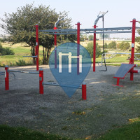 Englewood (Colorado) - Outdoor Fitnesspark - Meridian Blvd