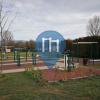 Zagreb - Calisthenics Park - Park Pravednika među Narodima