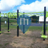 Outdoor Pull Up Bars - D'Huison-Longueville - Street Workout La Ferté Alais