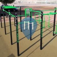 Benicàssim - 徒手健身公园 - Polideportivo Mas dels Frares