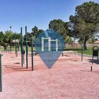 Las Vegas - Outdoor Fitness  &  Barstarzz Training Area - Paul Meyer Park