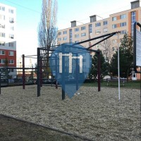 Košice - Outdoor Exercise Gym - Wodgear