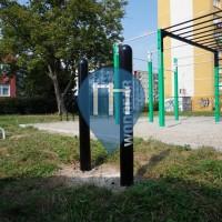 Prešov-Solivar - Street Workout Park - Wodgear.sk