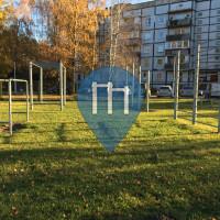 Марупе - уличных спорт площадка - Skultes stadions