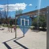 Valencia - Parc Outdoor Fitness - Jardi del Turia Tram IV