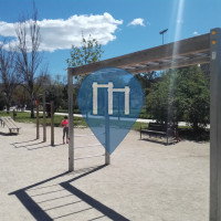 Valencia - Outdoor Fitness Equipment - Jardi del Turia Tram IV