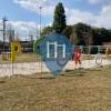 Antwerpen - Воркаут площадка - Spoor Oost
