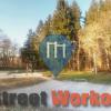 Munich - Barra per trazioni all'aperto - Südpark