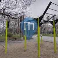 "Plovdiv - Street Workout Station - Park ""Ribnica"""