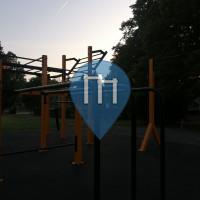 Parque Street Workout - Český Brod - Outdoor Fitness Český Brod