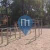 Sosnowiec - Street Workout Park - Park im. W. Malczewskiej