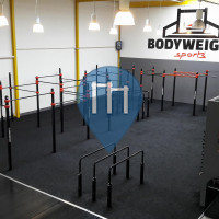 INDOOR - Heesch - Bodyweight Sports - Calisthenics Gym