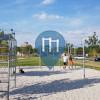 Верона - Воркаут площадка - Parco Santa Teresa