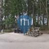 Barra per trazioni all'aperto - Helsinki - Hallainvuoren ulkoliikuntapaikka