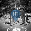 Берлин - Воркаут площадка - Friedrich-Ludwig-Jahn-Sportpark