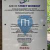 Parc Street Workout - Saint-Maur-des-Fossés - Aire de Street Workout