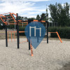 Oranienburg - Parque Calistenia - Sport- und Spielplatz am Lehnitzsee