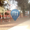 Mexico City - Outdoor Exercise Gym - Deportivo Gral. Plutarco Elias Calles