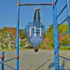 Tokyo (Kōtō) - Outdoor exercise station - Toyosumi Park