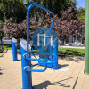 San Francisco - Outdoor Fitnessstation - Hayes Valley Playground