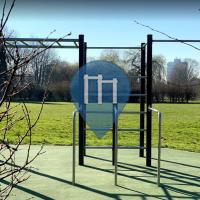 Calisthenics-Anlage - Wembley - Stonebridge Park - Monk's Park Calisthenics's