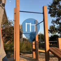 Parque Calistenia - Newport Beach - Outdoor Gym Marina park