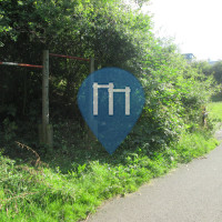 Эдинбург - Турники - Hawkhill Ave