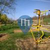 Szeged - Outdoor Fitness Geräte - Honfoglalás játszótér