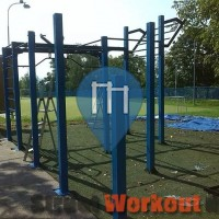 Uhersky Brod - Street Workout Park - RVL 13
