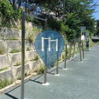 Parque Calistenia - Seongbuk - Outdoor Fitness Hansung University