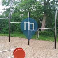 Fitness Park - Brunswick - Trimm Dich Pfad Braunschweig