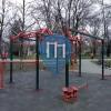 "Sofia - Street Workout Park - Park ""Holy Trinity"""