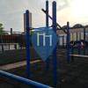 Chicago - Outdoor Exercise Park at Joseph Brennemann School